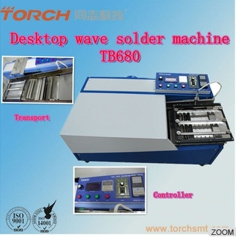Torch Desk Mini-Type Wave Soldering Tb680 pictures & photos