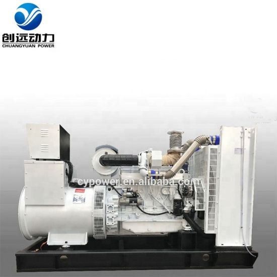 Industrial Electric Controlled Silent Diesel Generator Set with Sdec Engine 150kw