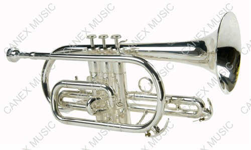 High Grade Cornet (CO-255S) / Brass Instrument Cornet