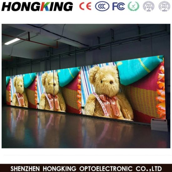 LED Video Wall Panel P5 Indoor Full Color LED Display Screen, P5 LED Display Panel