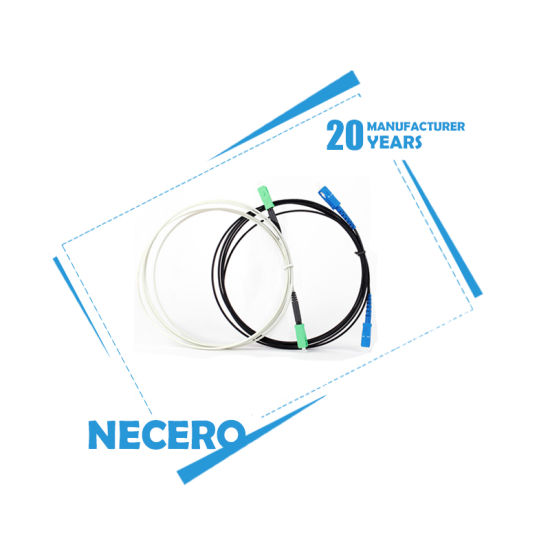 Necero Optical Fiber Mini Sc Connectors for Outdoor Ftta Fiber Patch Cable Cords Jumper Cable pictures & photos