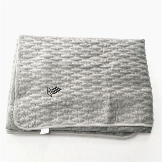 Hotel Comforter Summer Quilt Bedding Set 100% Ctton