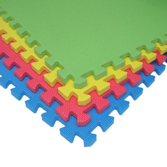 Environmental EVA Floor Rubber Mat Carpet for Kids