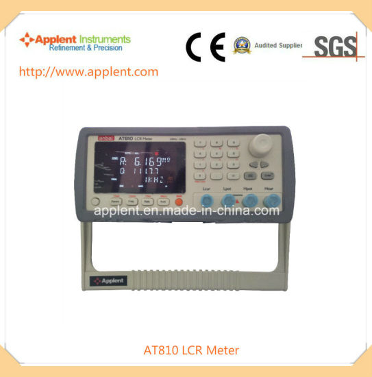 China Digital Lcr Meter Applent Best Quality Product (AT810