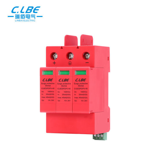Solar System 3p Power Surge Protector