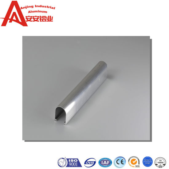 6063 T5 Extruded Aluminum Profile Sanitary Accessories for Bathroom & Kitchen