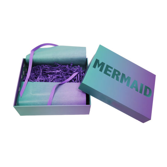 Competitive Lid and Base Cosmetic Paper Gift Packaging Box