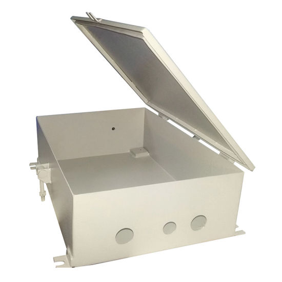 Custom Stainless Steel Sheet Metal Fabricator with OEM Fabrication and Welding