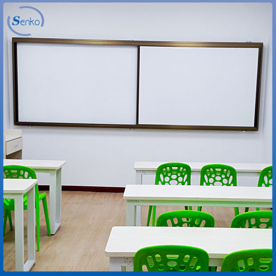 Slidding White Boards for Classroom