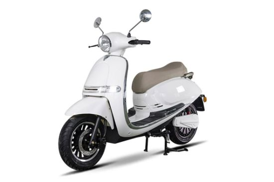 4000W High Quality Electric Scooter Motorcycle EEC Approved