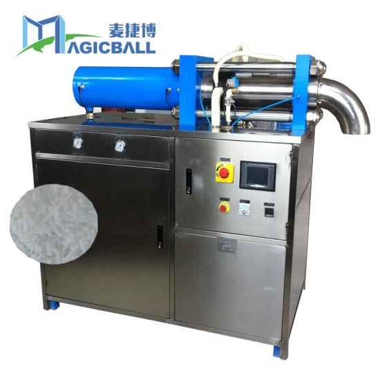 5.5V Dry Ice Making/Blasting CO2 Dry Ice Pelletizer Machine Wholesale Price