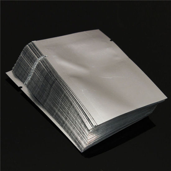 Free Sample 3 Side Seal Vacuum Bag Custom Packaging Plastic Coffee Aluminum Foil Package Bag pictures & photos