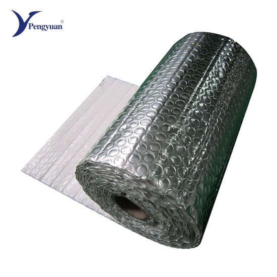 Free Postage single bubble double foil Foil Insulation C//W Aluminium Tape
