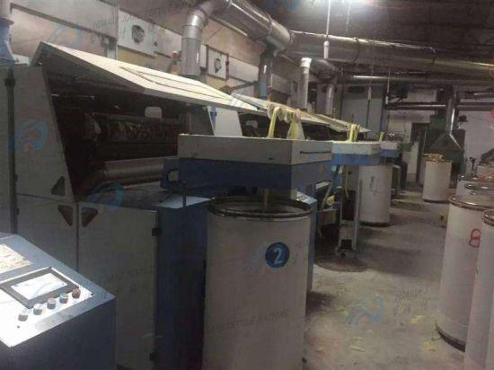 2018 New Factory Sale Cotton Processing Textile Machine