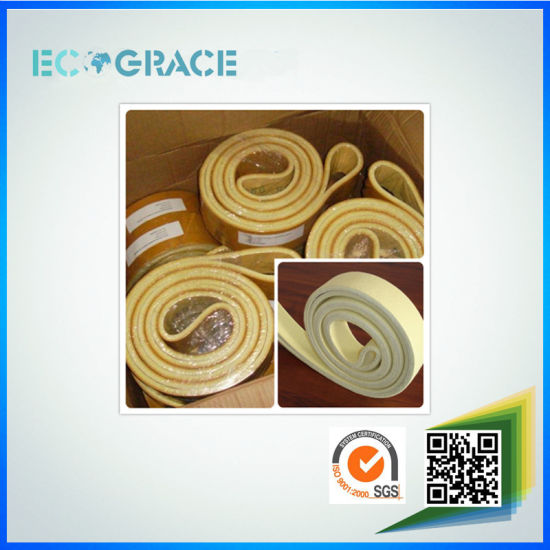 500 Degree Heat Resist Aluminum Extrusion Kevlar Nomex Felt Belt pictures & photos