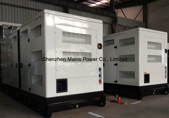310kVA 250kw Standby Power Soundproof Cummins Diesel Generator pictures & photos