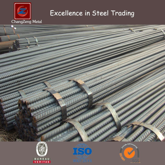 High Tensile Deformed Steel Rebar (CZ-R45) pictures & photos