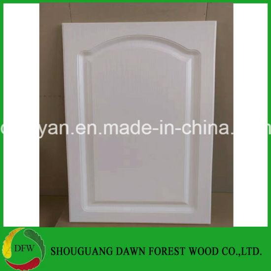 China Pvc Vacuum Forming Kitchen Cabinet Doors China Kitchen