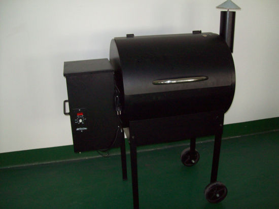 Hot Selling Wood Pellet Charcoal BBQ Grill (SHJ-BBQ001) pictures & photos