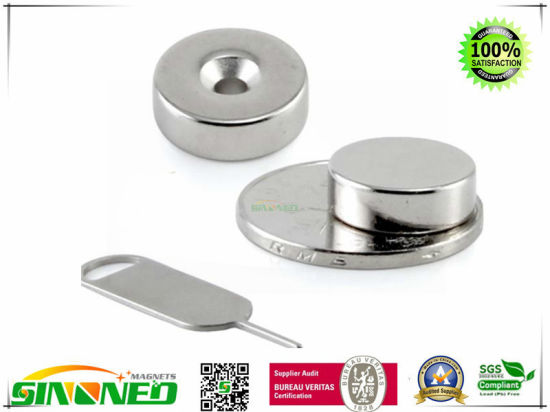 N30 Rare Earth NdFeB Magnets, Neodymium Magnets pictures & photos