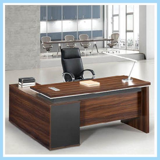 Newest Design High Quality Executive Office Modern Secretary Office Desk