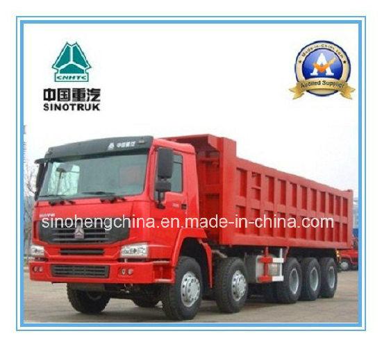 336HP Sinotruk HOWO 10X6 Heavy Tipper Truck Zz3537n30d 7A/Now