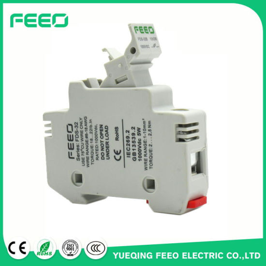 Professional PV System 1p 1000V DC Fuse pictures & photos