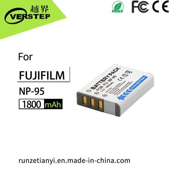 Digital Camera Battery Np-95 Fnp-95 for Fujifilm X30 X70 X100 X100s X100t