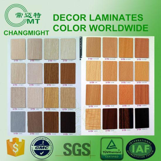 China Laminate Boarddesigner Sunmicawood Grain Laminate Kitchen