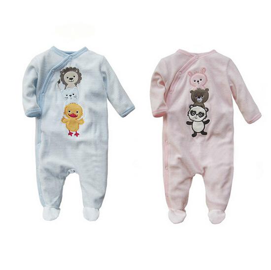 Cute Infant Clothes Pure Cotton Baby Romper