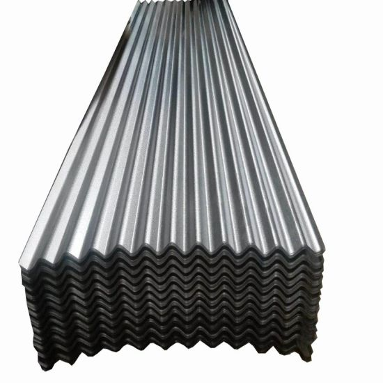 Galvanized Corrugated Steel Roofing Tile pictures & photos