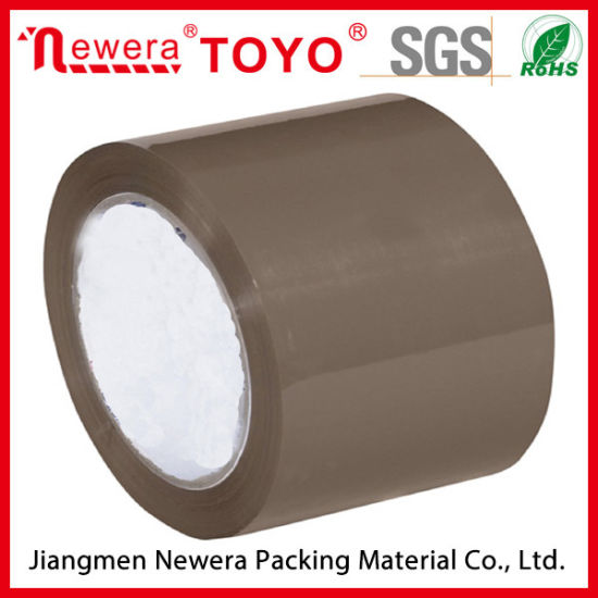 All Kinds of BOPP Brown Adhesive Packing Tape for Carton pictures & photos