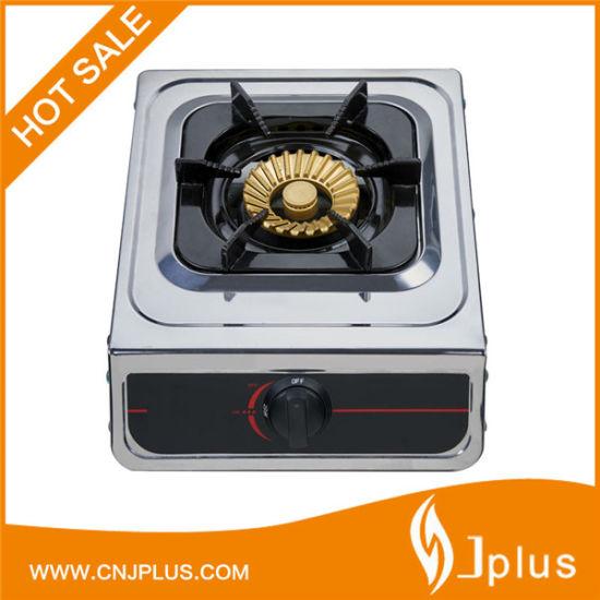 Single Burner Gas Cooker in Bangladesh Market Jp-Gc104