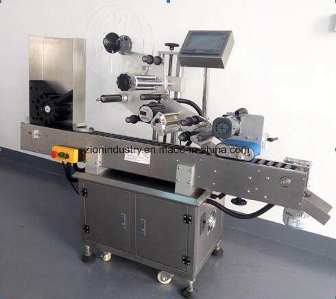 Automatic Pharmaceutical Ampoule & Vial Sticker Label Labeling Machinery