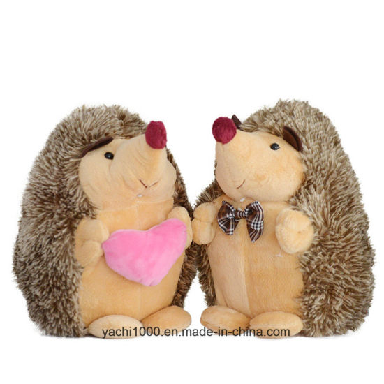 Wholesale Lovely Soft Hedgehog Stuffed Toy