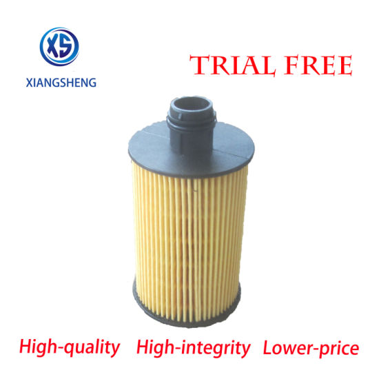 China Factory Supply Auto Parts Oil Filter Cartridge 93745801 For