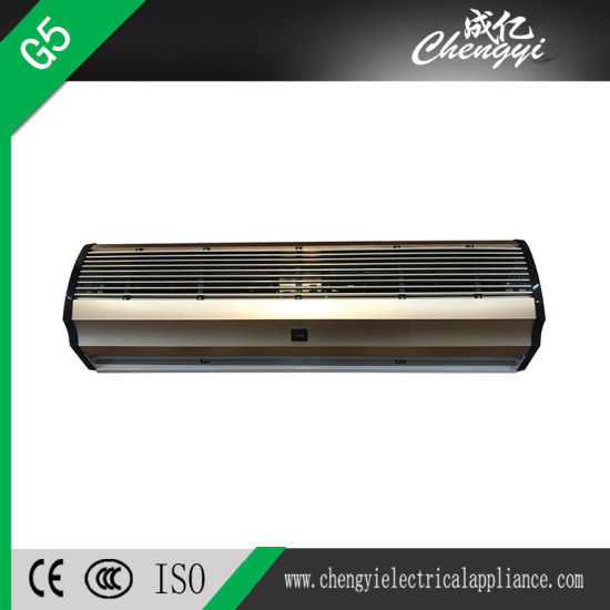 Remote Control Residential Over Door Fan Air Curtain For Shops/Restaurants