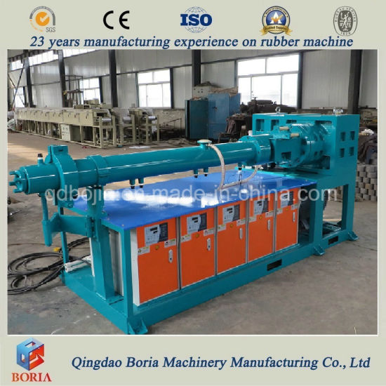 90mm Rubber Profile Extrusion Machine pictures & photos