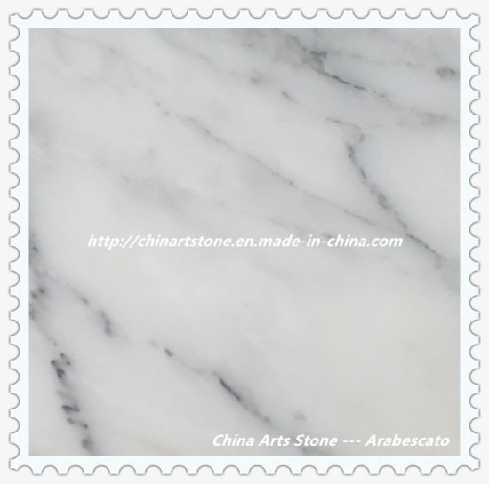 White Marble Tile for Commercial Building Floor pictures & photos