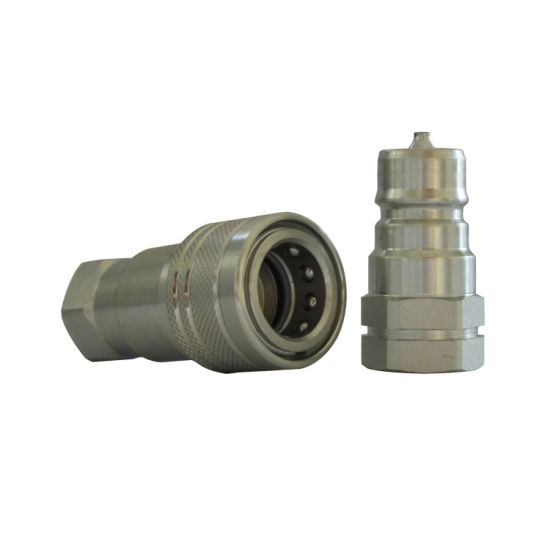 Naiwo Oil Pipe Fittings Quick Release Couplings ISO 7241A