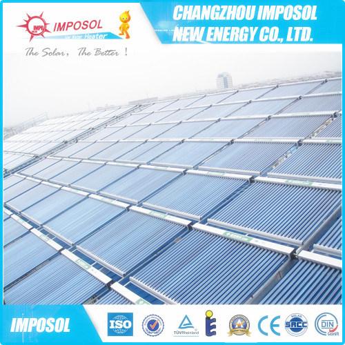 Split Pressurized Solar Water Heater (REBA)