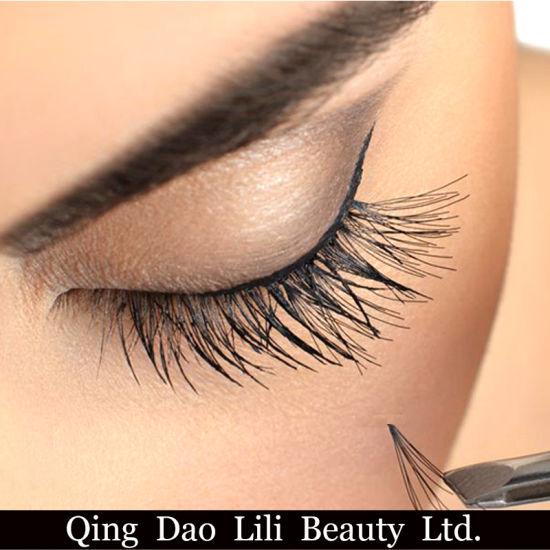 e5e5858a04e China Korea PBT Flare Pre Fan Pre Made Y Eyelash Extension 2D/3D/4D ...