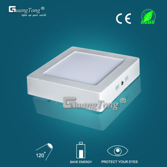 Best Price 6w Led Lighting Square Panel Lights Pictures Photos