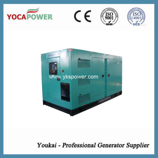 280kw/350kVA Cummins Engine Silent Power Diesel Generator Set pictures & photos