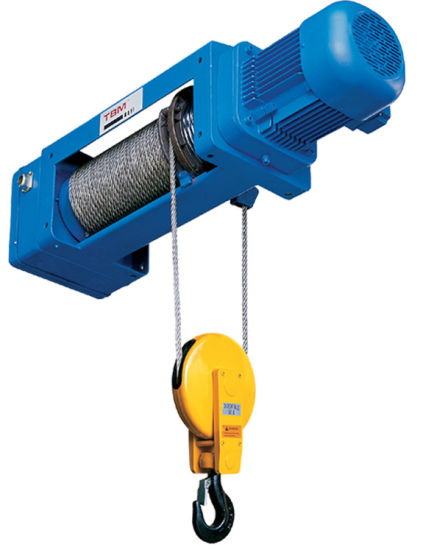 Hc Type Heavy Duty Electric Wirerope Hoist 32ton