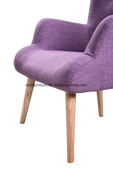 Nordic Design Arm Chairs in Fabric pictures & photos