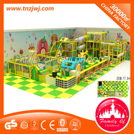 Amusement Park Indoor Playground Plastic Children Toy pictures & photos
