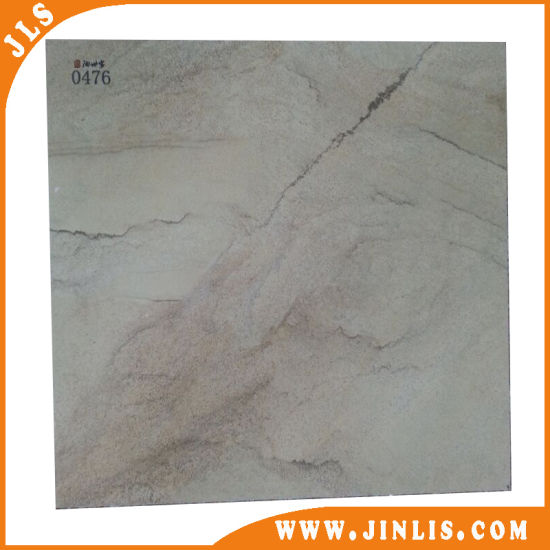 China 400x400mm Cheap Rustic White Rock Wall Tile Ceramic Floor Tile