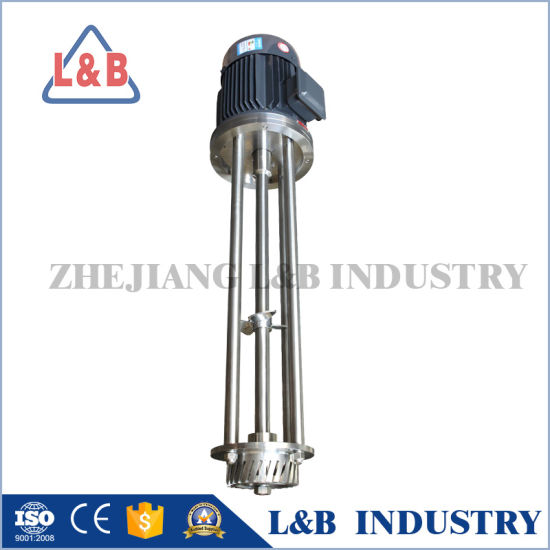 Bls Stainless Steel High Shear Milk Homogenizer pictures & photos