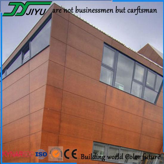 Jiyu Weather Proof PVDF Aluminum Composite Panel